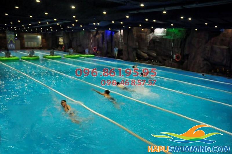 Học bơi tại Royal City