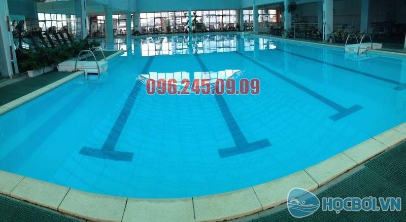 Bể Bơi Sense Aqua &Spa
