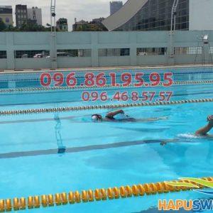 Học bơi kèm riêng tại bể bơi Mỹ Đình