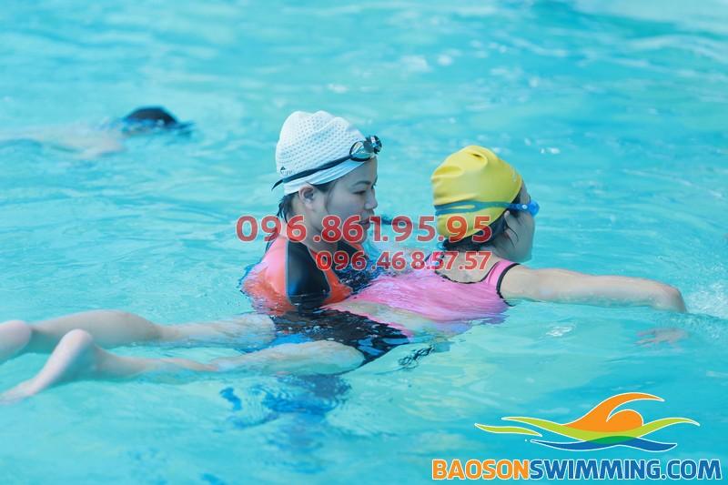 Tại Hà Nội học bơi ở Trung tâm nào tốt nhất?