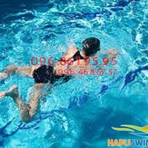 Học bơi người lớn 2018 - Học bơi ở Hà Nội chỗ nào tốt, giá rẻ nhất