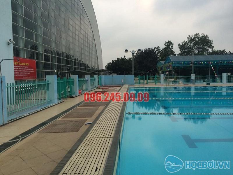 Bể bơi Mỹ Đình ngoài trời