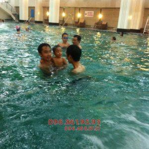 Tổng hợp 3 lớp học bơi ở Mỹ Đình tốt nhất cho trẻ em hè 2018