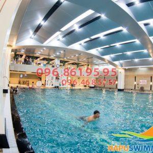 Bể bơi sang trọng nhất Hà Nội - Hapulico