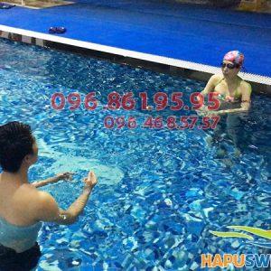 Học bơi có cao không, bơi lội tăng chiều cao bao nhiêu 1 tháng