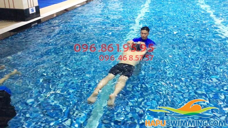 Học bơi ở quận Thanh Xuân - Học bơi ở Hà Nội chỗ nào tốt hè 2018?