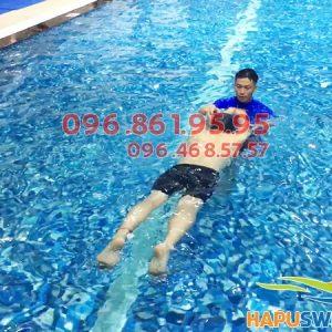 Học bơi ở bể bơi Hapulico cần lưu ý những gì hè 2018?