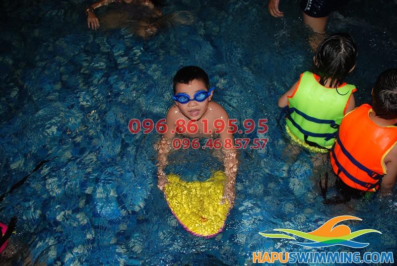 Hapulico trung tâm dạy bơi cho trẻ em, người lớn uy tín nhất Hà Nội