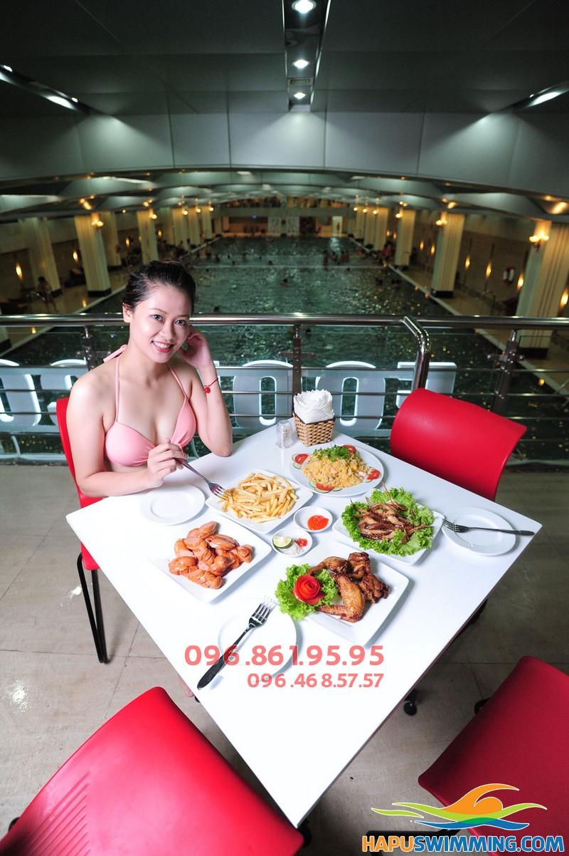 Bể bơi Hapulico - Địa chỉ check in được giới trẻ yêu thích tại Hà Nội