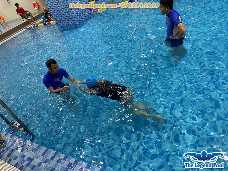 The Legend Pool - Trung tâm dạy bơi số 1 Thanh Xuân, Hà Nội