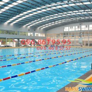 Bể bơi Tăng Bạt Hổ - bể bơi sạch đẹp, giá rẻ tại Hà Nội