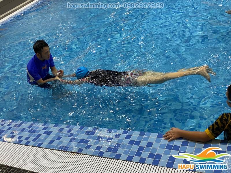 Địa chỉ học bơi người lớn ở Thanh Xuân, Hà Đông tốt nhất - The Legend Pool