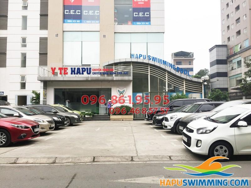 Bể bơi Hapulico, 83 Vũ Trọng Phụng, Thanh Xuân, Hà Nội