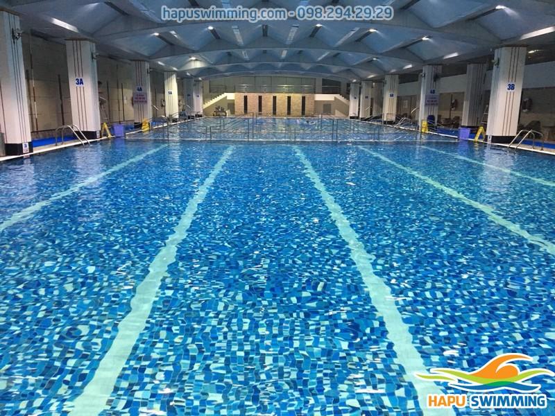 Hapuswimming - Địa chỉ học bơi chất lượng nhất Thanh Xuân