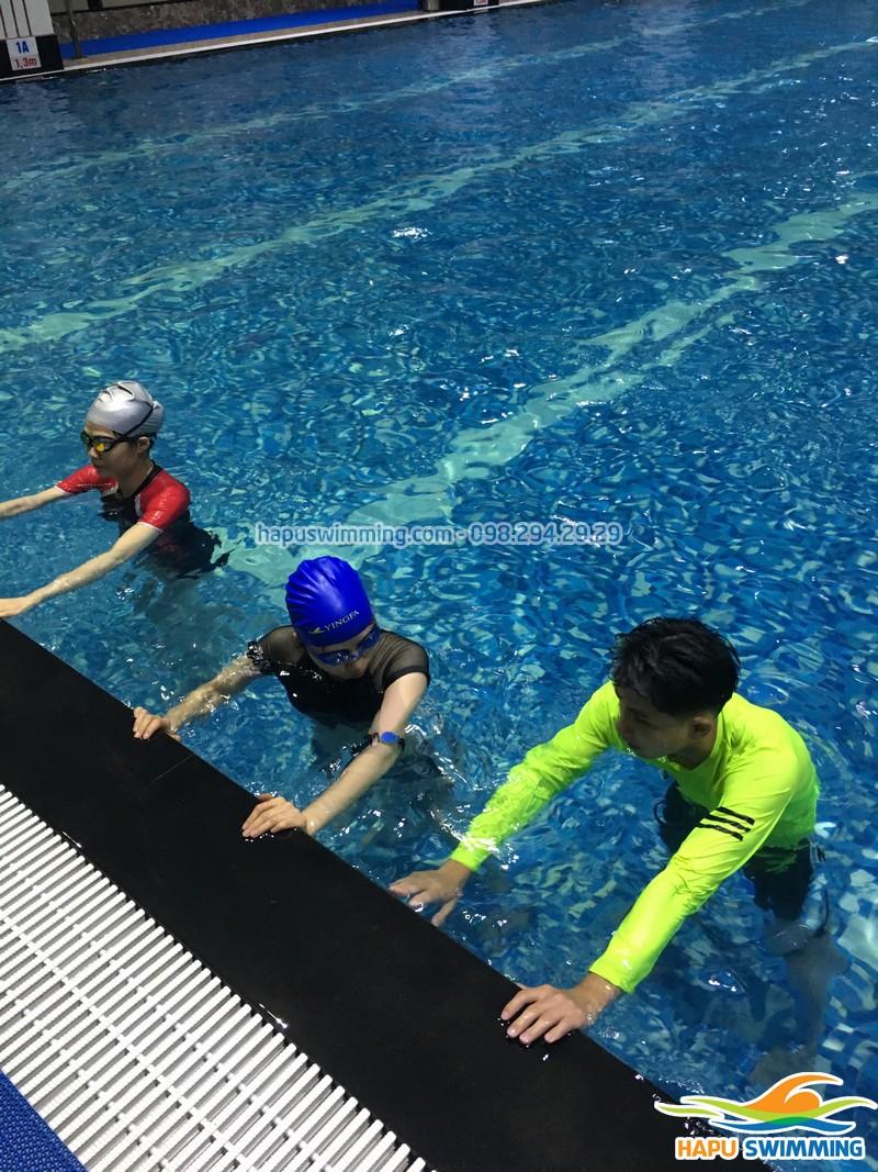 Hướng dẫn chi tiết kỹ thuật bơi bướm chuẩn không cần chỉnh tại Hapulico