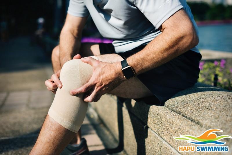 Bơi lội hồi phục chấn thương hiệu quả