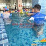 Học bơi bể The Legend Pool – Địa chỉ học bơi tốt nhất Hà Nội 2020
