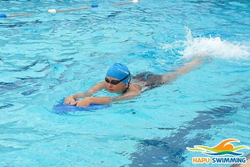 Hướng dẫn cách sử dụng Kickboard cho người bơi nâng cao