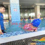 Lớp học bơi cho bé tại Hà Nội an toàn và hiệu quả nhất
