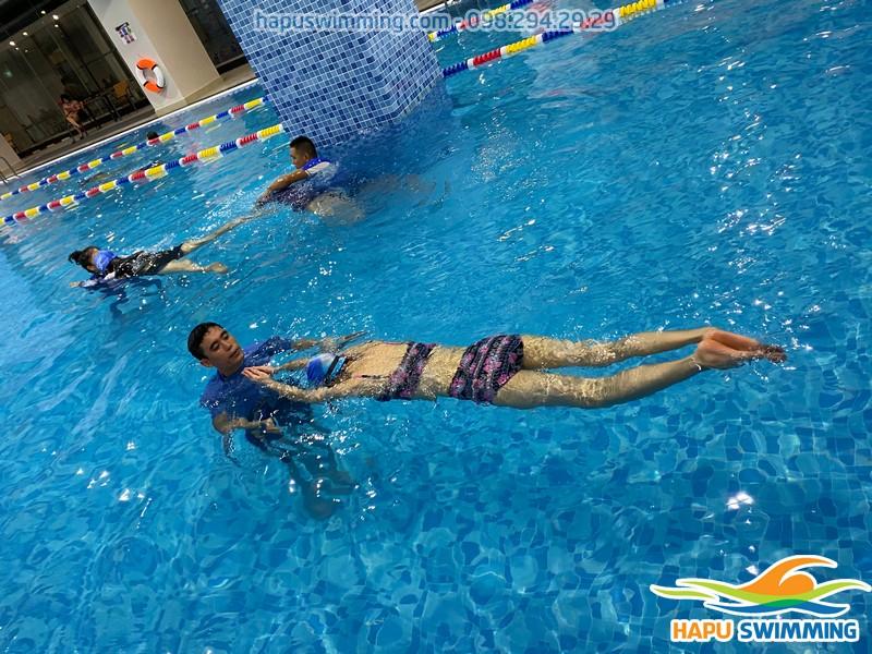 Bể bơi the Legend Pool - Địa chỉ học bơi tuyệt vời tại Hà Đông, Hà Nội - 01