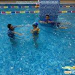 Lớp học bơi tại bể The Legend Pool có tốt như quảng cáo?