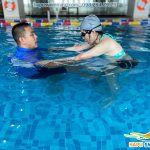 Học bơi cấp chứng chỉ uy tín, giá rẻ tại Hà Nội
